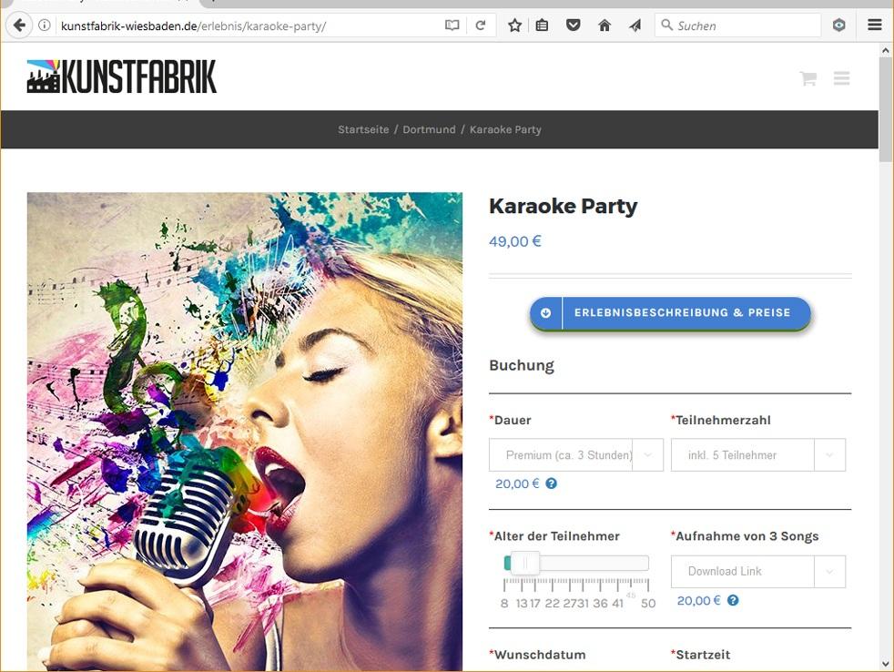 karaoke party in dortmund kindergeburtstag dortmund. Black Bedroom Furniture Sets. Home Design Ideas